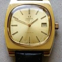 Omega Geneve Date Gold Filled1970-1979