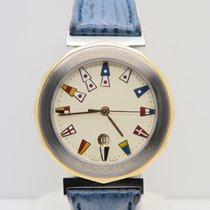 Corum Admiral's Cup 18k Gold Steel