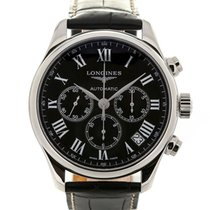 Longines Master Collection 44 Black Dial
