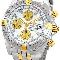 """Breitling Diamond """"Chronomat Evolution""""."""
