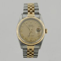 Rolex DATE JUST STEEL & GOLD 36 mm