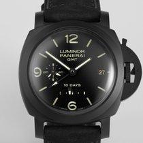 """Panerai Luminor 1950 10-Day GMT Black """"Ceramica"""""""