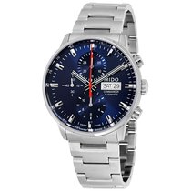 Mido Men's M0164141104100 Commander II Chronograph Watch