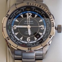 Eterna KonTiki GMT Worldtimer