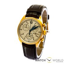 Bell & Ross Chronograph Vintage Gold