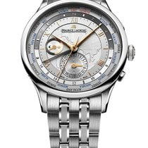 Maurice Lacroix Masterpiece Worldtimer MP6008-SS002-110