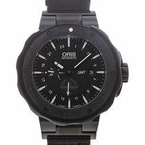 Oris ProDiver Force Recon GMT 49 Black