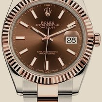 Rolex Datejust 41mm Steel and Everose