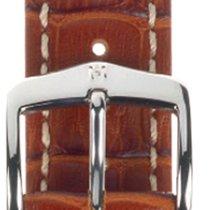Hirsch Modena Uhrenarmband goldbraun L 10302870-2-22 22mm