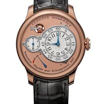 F.P.Journe chronometreoptimumrosegold Chronometre Optimum in...