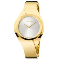 ck Calvin Klein Women's Senses Watch