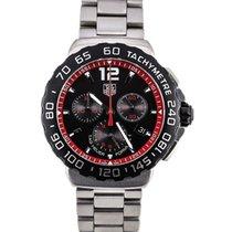 TAG Heuer Formula 1 Chronograph Rot-Schwarz
