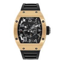 Richard Mille 18K Rose Gold Skeletonised Automatic RM010 AH RG