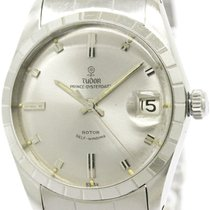 Tudor Prince Oyster Date 7966 Steel Automatic Mens Watch Bf310829
