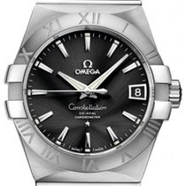 Omega Constellation Co-axial 38 Mm - 123.10.38.21.01.001