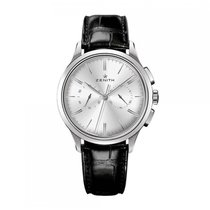 Zenith El Primero Classic Automatic Stainless Steel Silver...