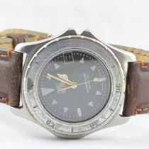TAG Heuer Professional 2000 Damen Uhr 32mm Stahl/stahl Medium...