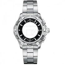 TAG Heuer Bracciale Ba0833 Acciaio Aquaracer Cronografo...