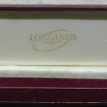 Longines rare vintage watch box leather bordeaux  for women...