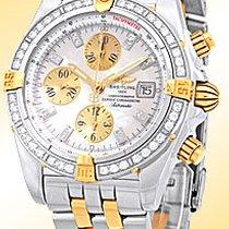 """百年靈 (Breitling) """"Diamond Chronomat Evolution""""."""
