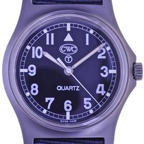 CWC Mans Military Wristwatch G 10 , made for the Royal Navy