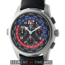 Girard Perregaux WW.TC F1053 World Time Chronograph Titanium...