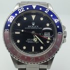 Rolex GMT MASTER II PESPSI FAT LADY VERY RARE