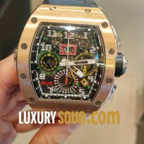 Richard Mille RM 011-02 Flyback Chronograph DuAL TIME  ZONE