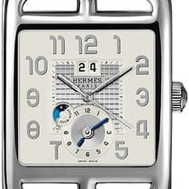 Hermès Cape Cod GMT Automatic Large TGM 038713WW00