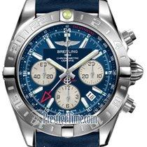Breitling Chronomat 44 GMT ab042011/c851-3lt