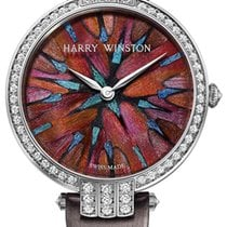 Harry Winston Premier Feathers Ladies Quartz 36mm prnqhm36ww008