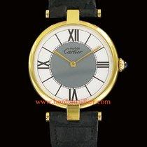 Cartier Must 21 Vermeil