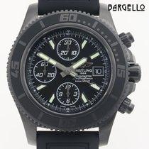 Breitling Superocean II Chronograph Black Steel