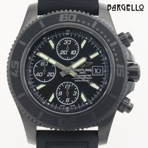 ブライトリング (Breitling) Superocean II Chronograph Black Steel