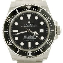 Rolex Seadweller Ceramic 116600 COME NUOVO 06/2016 art. Rb1327