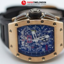 Richard Mille RM011 Felipe Massa Rose Gold