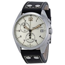 Hamilton Men's H76512755 Khaki Pilot Pioneer Watch