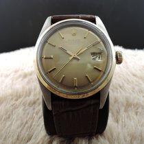Rolex DATEJUST 1600 2-Tone SS/Gold ORIGINAL Brown Sigma Dial