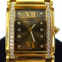 Patek Philippe Twenty-4 Rose Gold Diamonds Ref 4920R-001