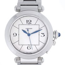 Cartier Pasha de Cartier Stainless Steel 42mm Men's...