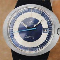 Omega Geneve Dynamic 40mm Men's Swiss 1960s Stainless St...