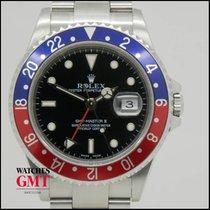 Rolex GMT-Master II Pepsi Serie F