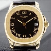 Patek Philippe 5060J Aquanaut Automatic 35MM 18k Yellow Gold...