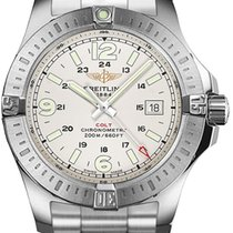Breitling A7438811/G792 Colt Mens 44mm Quartz in Steel - On...
