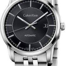 ck Calvin Klein infinite Automatik Herrenuhr K5S34141