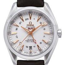 Omega Seamaster Aqua Terra Co-Axial GMT 231.13.43.22.02.004
