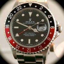 "Rolex GMT Master II ""Coke Stick Dial"" Z- Serie  NOS B..."