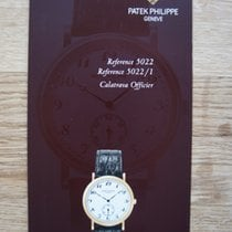 Patek Philippe Manual ( Anleitung ) ref. 5022 and 5022/1 in...