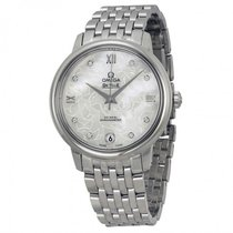 Omega Ladies 42410332055001 De Ville Prestige Watch