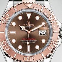 勞力士 (Rolex) Yacht-Master Steel Everose Chocolate Dial